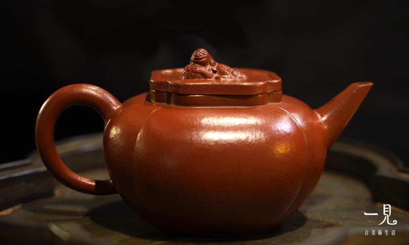 難得一見 ‧ 茶道具 古董 【 紫砂壺 】